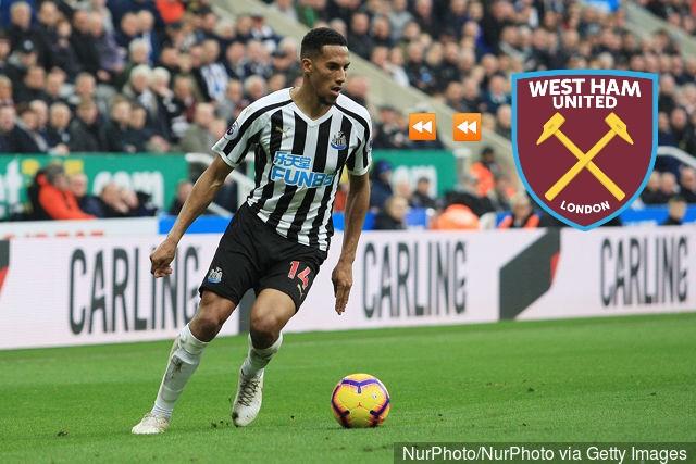 Isaac Heyden West Ham